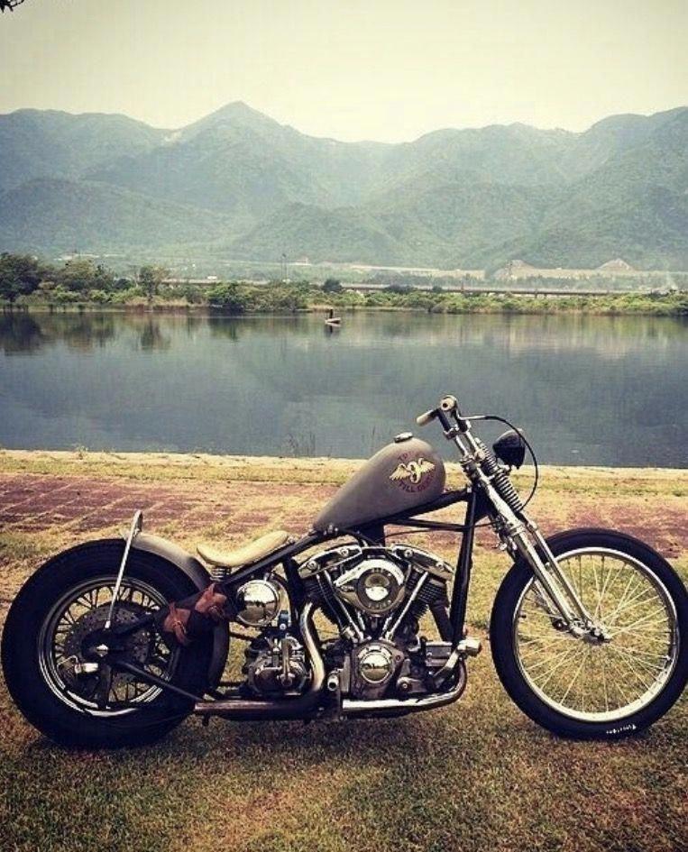 Bobber Inspiration Bobberbrothers Motorcycle Harley Davidson