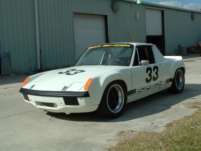 914-6 Vintage Race Car | Transported | Pinterest | Porsche 914 ...