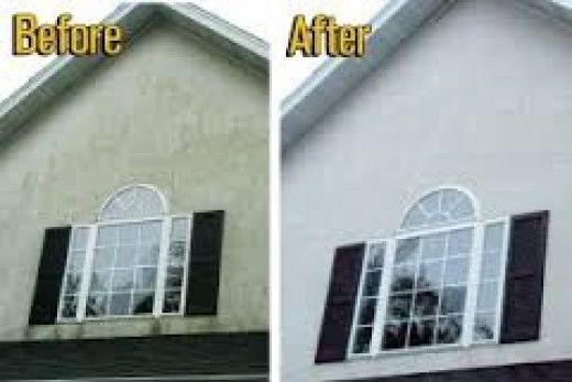 Spring Cleaning Power Wash The House Before Painting Spring Cleaning Electric Pressure Washer Spring Cleaning Projects
