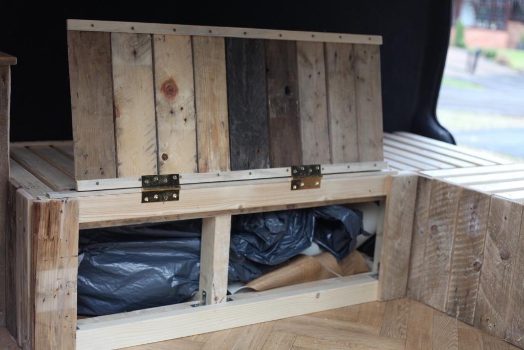 wooden interior build. - VW T4 Forum - VW T5 Forum ...