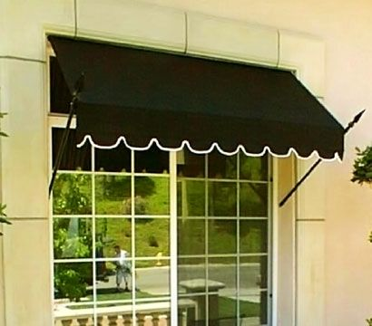 Decorative And Spear Stationary Awnings House Awnings Window Awnings Canvas Awnings