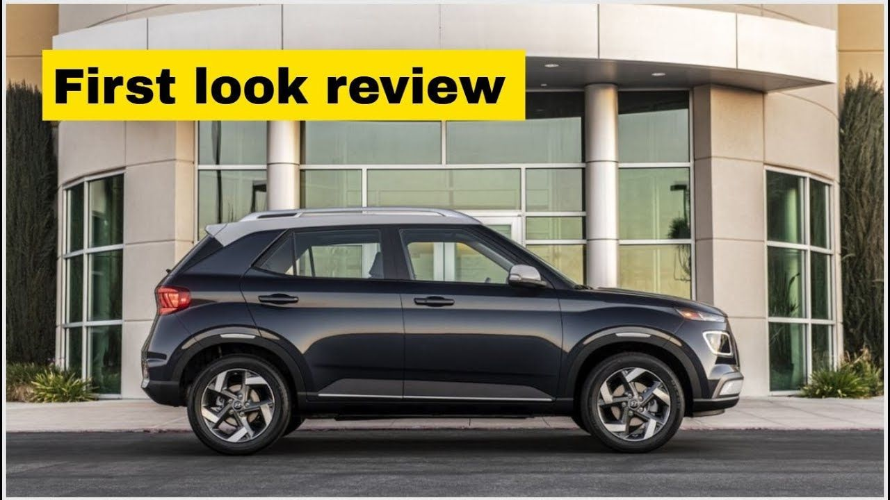 2020 Hyundai Venue Crossover Suv Quick First Look Review The 2020 Hyundai Venue Is The Newest Smallest And Most Economical Suv Crossover Suv Suv Cheap Suv
