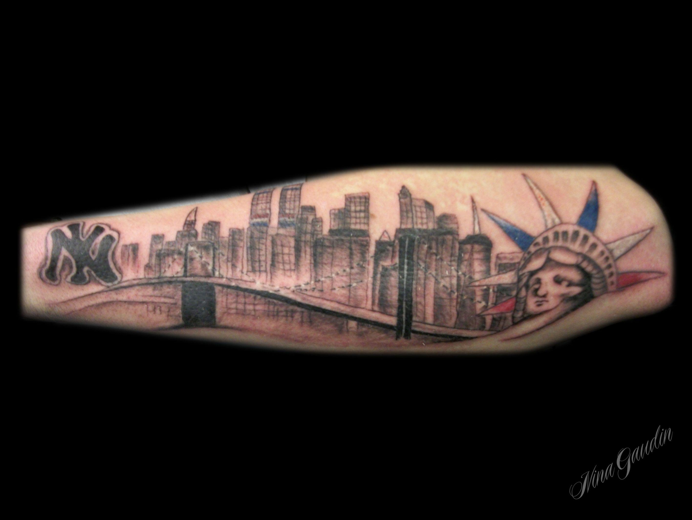 Minneapolis skyline tattoo tattoo collections for Eyeliner tattoo mn