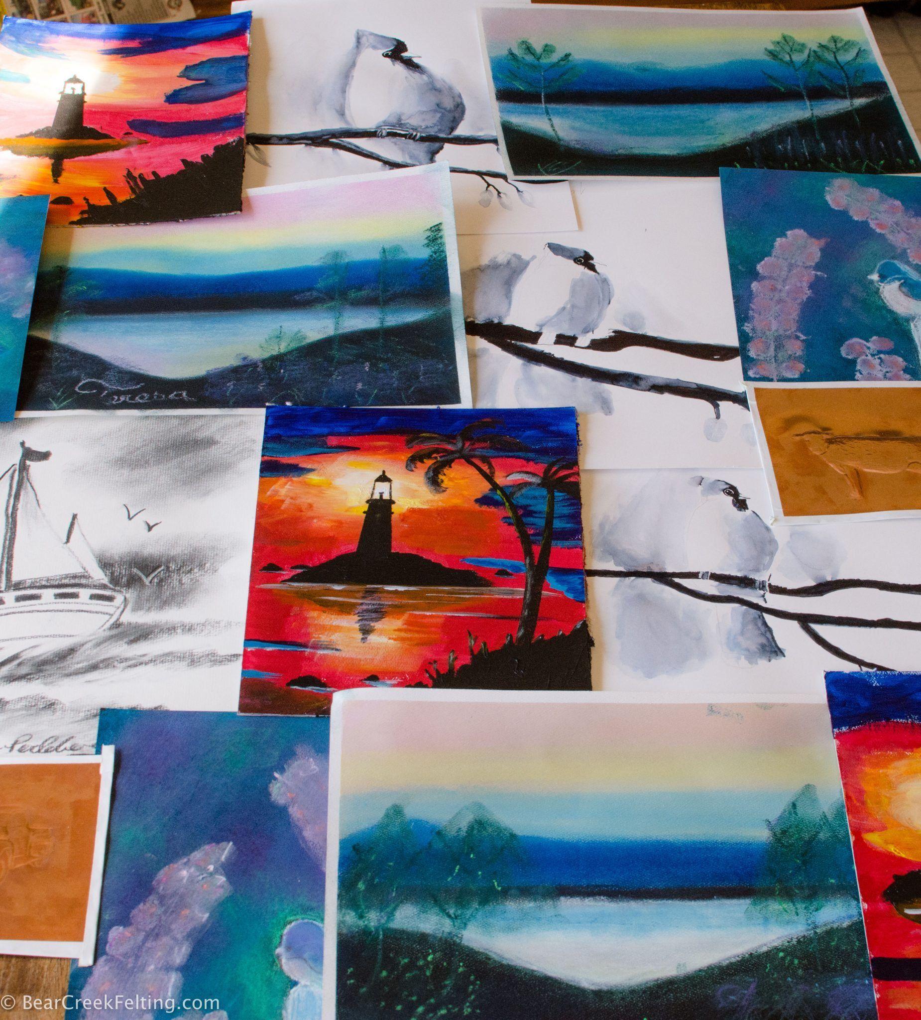 Creating a masterpiece homeschool art curriculum review