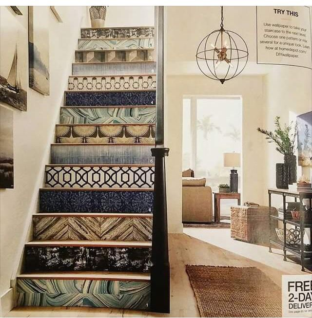Best Stairs Also Carpet On Each Individual Step Small Space 400 x 300
