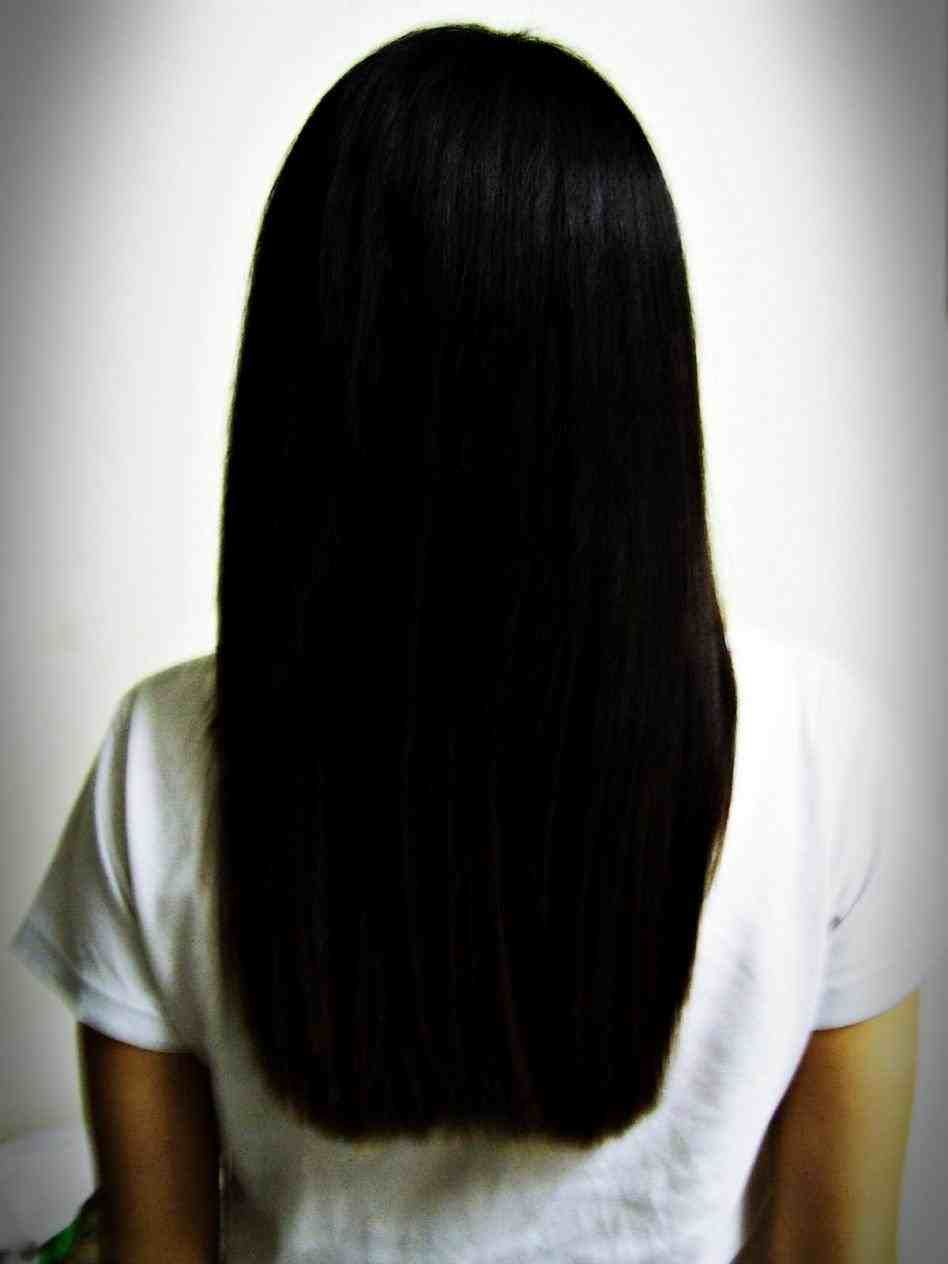 Long Straight Hairstyles Back View Tumblr  Hair Stylist -2365