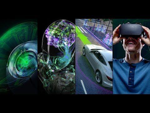 Nvidia Teases Major Ces 2017 Showcase Ai Vr And Driverless Cars Incoming