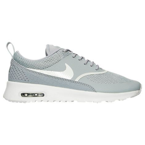release date f4f40 911a8 Womens Nike Air Max Thea Running Shoes - 599409 599409-021 Finish Line ...