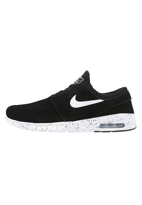 Nike SB STEFAN JANOSKI MAX - Sneakers laag - black/white - Zalando.nl