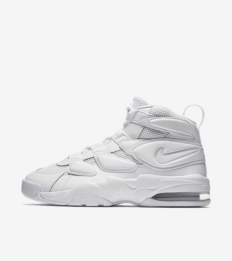 "Nike Air Uptempo ""White on White"" pack – Air Max Uptempo"