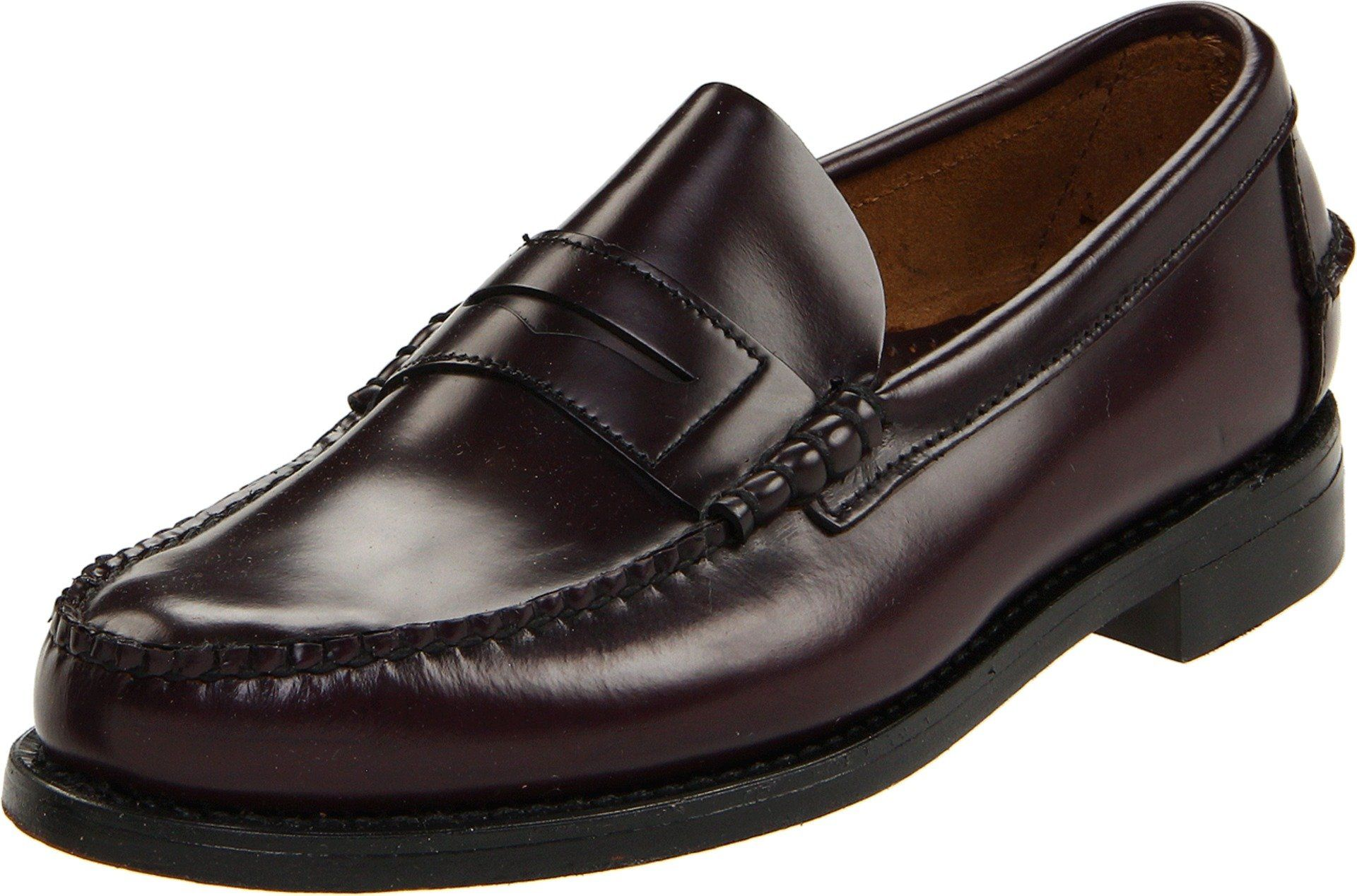 3aee6b18201b6 Amazon.com: Sebago Men's Classic Leather Loafer: Loafers Shoes ...