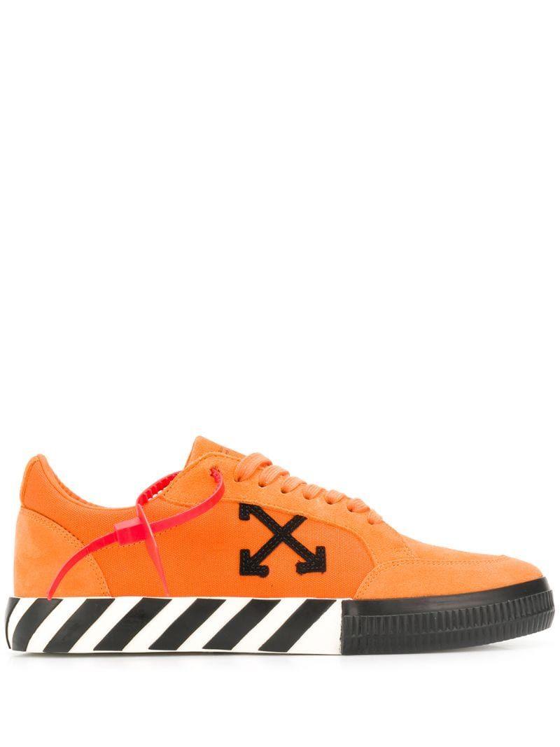 Low Vulcanized Sneakers - Farfetch