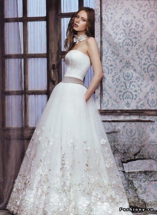 Платья свадебные флоренс
