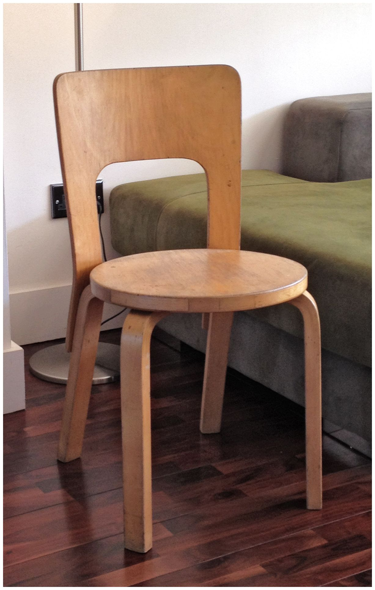 Original alvar aalto 66 chair alvar aalto pinterest for Chaise 66 alvar aalto