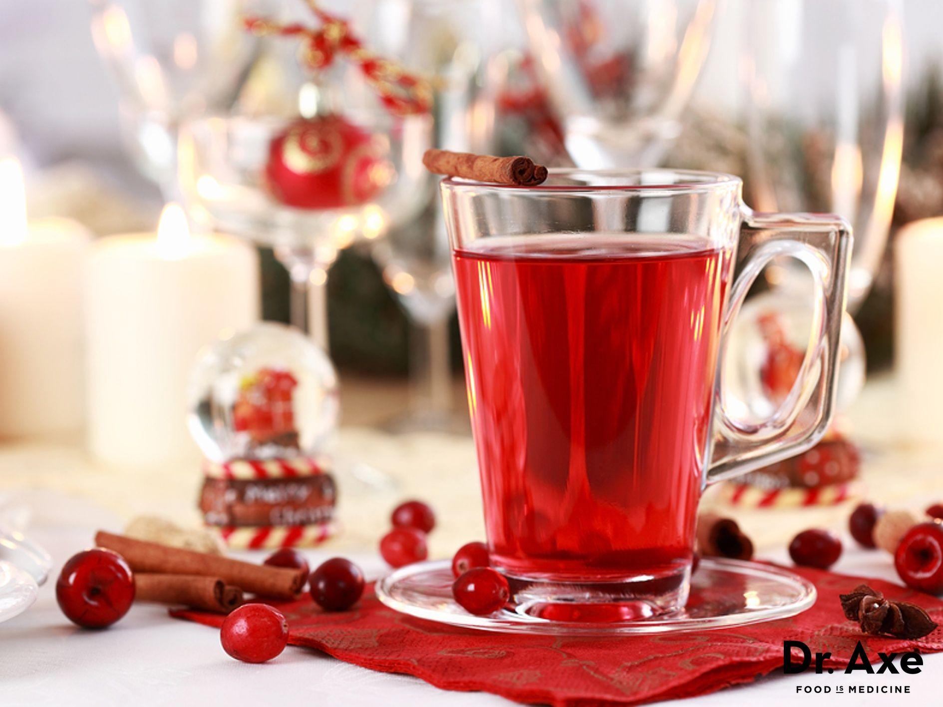Cranberry Apple Cider Recipe Cranberry recipes, Food