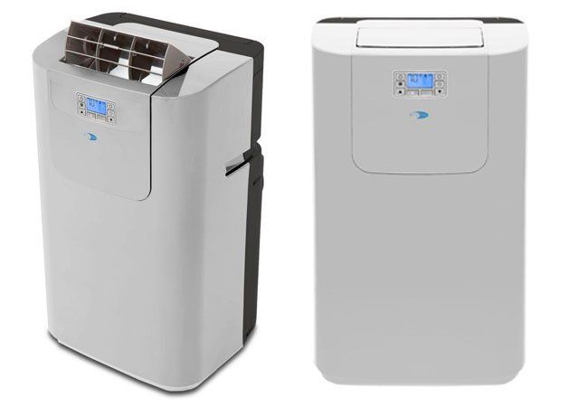 Looking for an option instead of central AC or a window AC ...