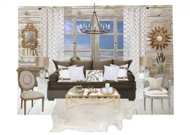 Good Outfit To Room Design: Farmhouse Glam