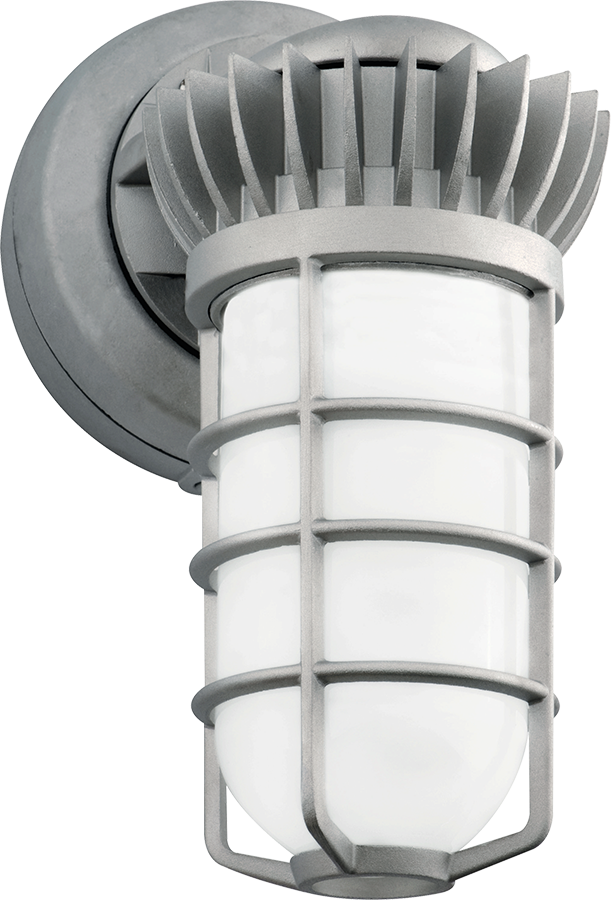 RAB VXBRLED13DG Vapor Proof LED Outdoor Sconce