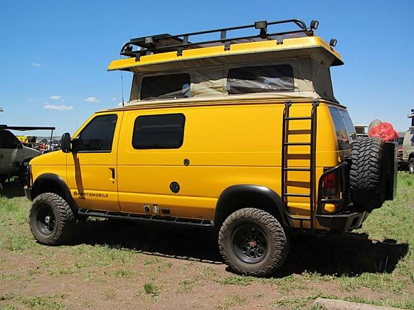 14 Extreme Campers Built For Off Roading Offroad Camper Off