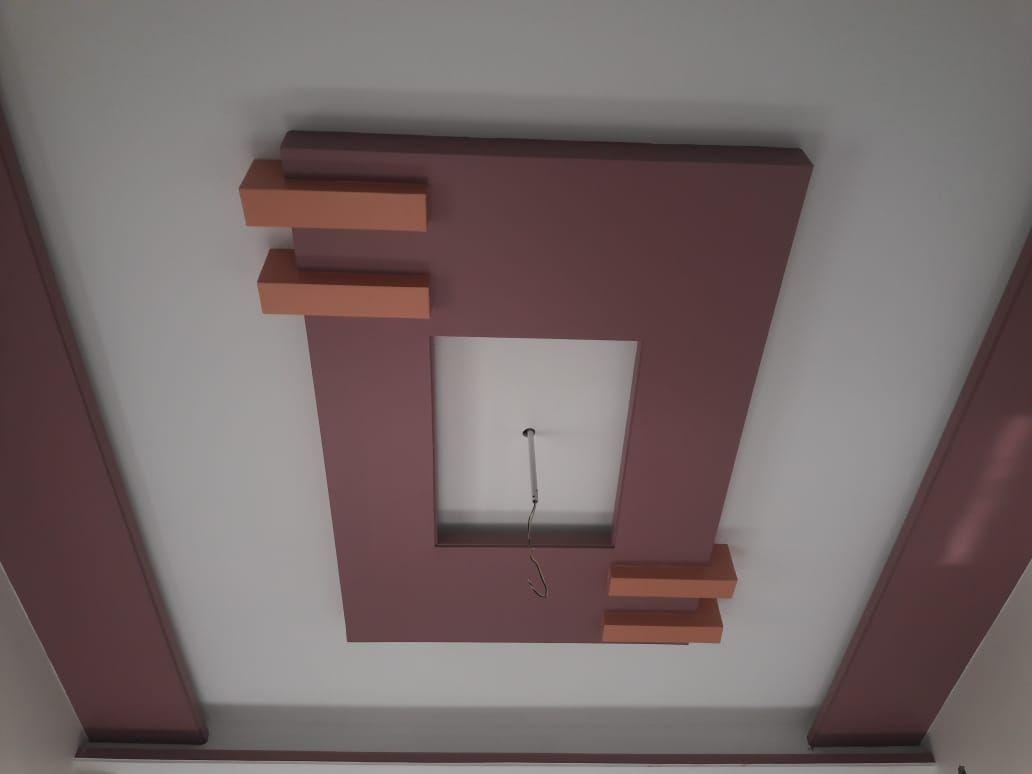 Simple POP False Ceiling Design  POP Design  POP Bedroom False