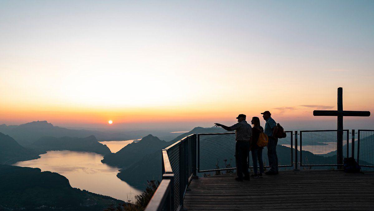 Die Schonsten Wanderwege In Der Schweiz In 2020 Wanderwege Schonste Wanderwege Reisen