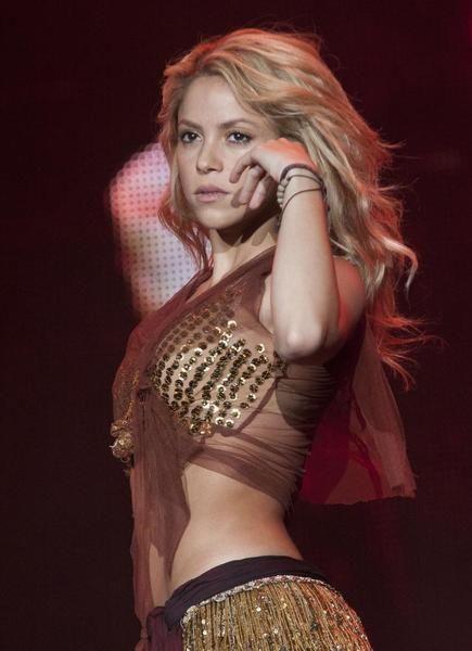 Shakira my hips don't lie