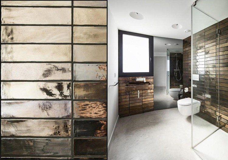 Carrelage salle de bains: 30 idées inspirantes votre espace!