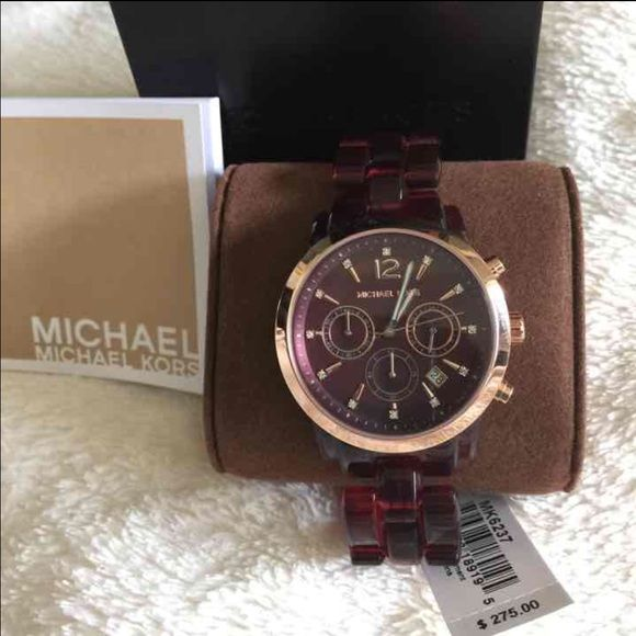 a8a7d8c4e76f MK Audrina watch MK6237 100% authentic