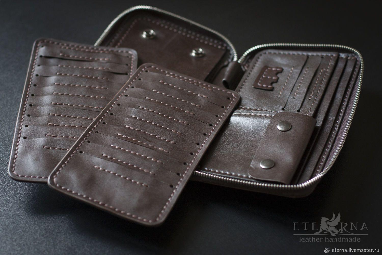 6525dddf430d Мужские сумки ручной работы. Клатч ручной работы из натуральной кожи.  Изделия из кожи ручной
