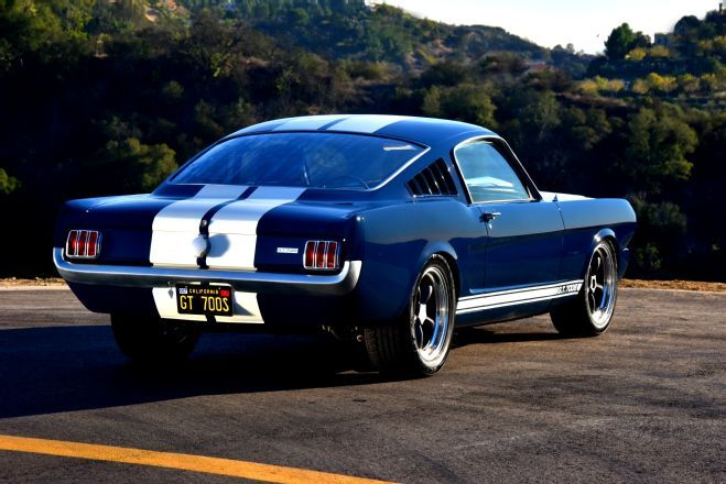 A 700hp 1965 Mustang Fastback Built To Thrill Mustang Fastback 1965 Mustang 65 Mustang Fastback