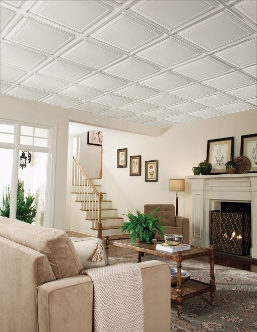 Ceilings And Ceiling Tile Systems By