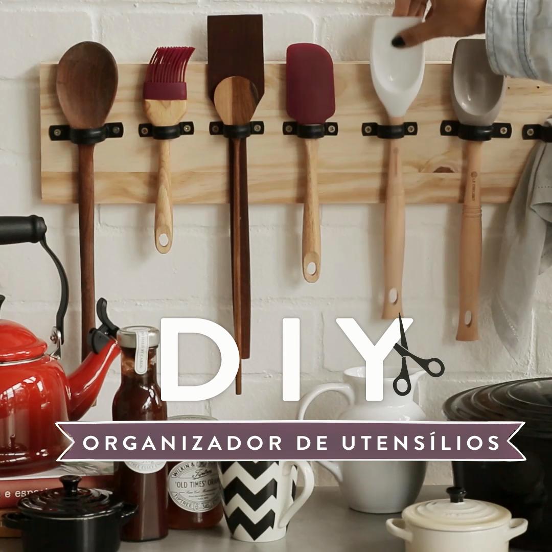 Photo of DIY Westwing: Organizar de utensílios