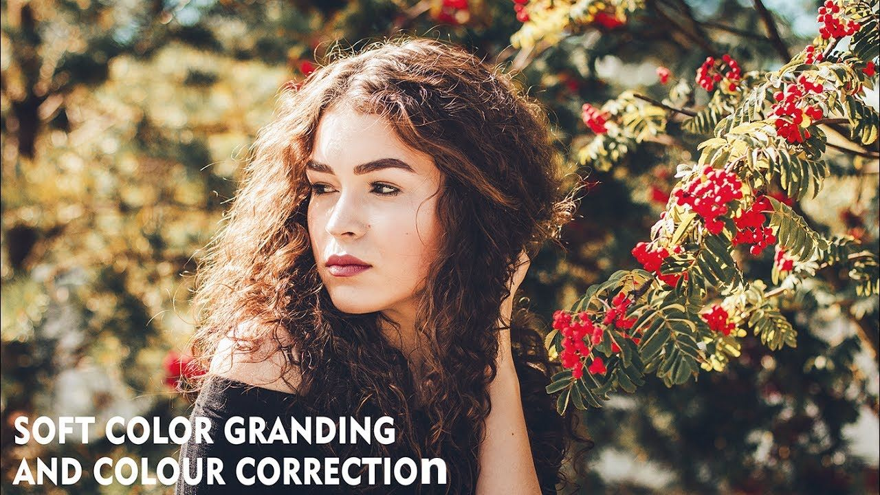 Photoshop tutorial cc 2017 color correction and color grading photoshop tutorial cc 2017 color correction and color grading effect baditri Image collections