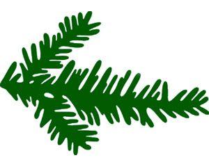 Marianne Designs Dies Pine Tree Branch Christmas Branches Christmas Tree Clipart Christmas Prints