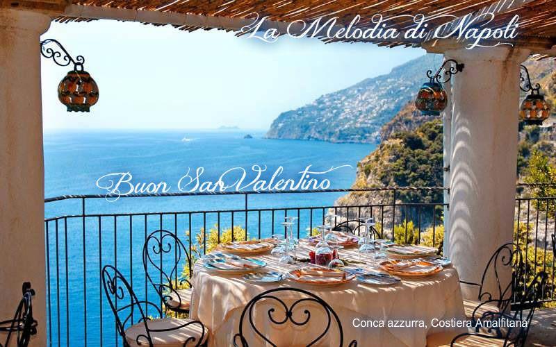 Conca Azzurra Costiera Amalfitana Buon San Valentino