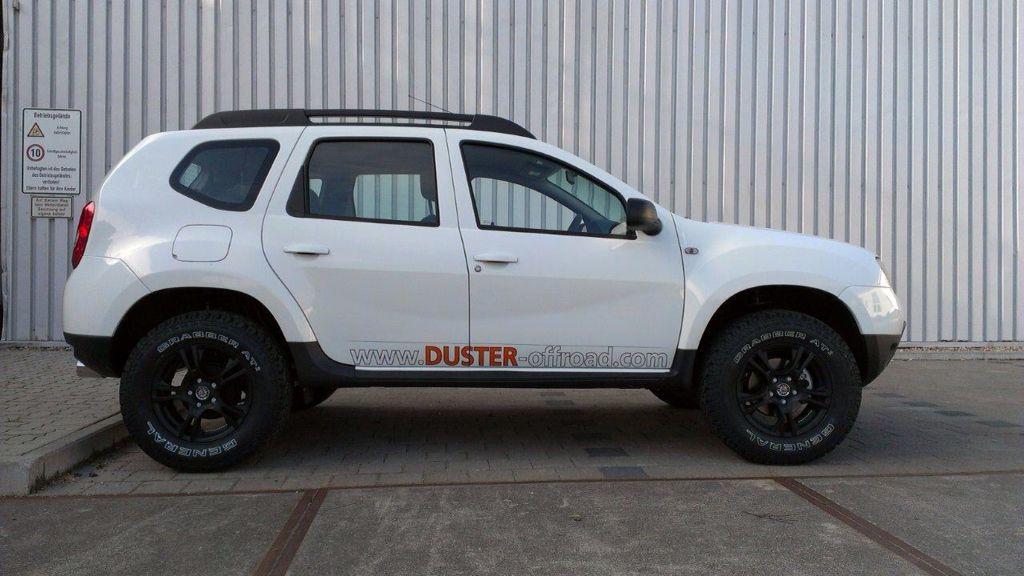 Duster Offroad Com Imagens Carros