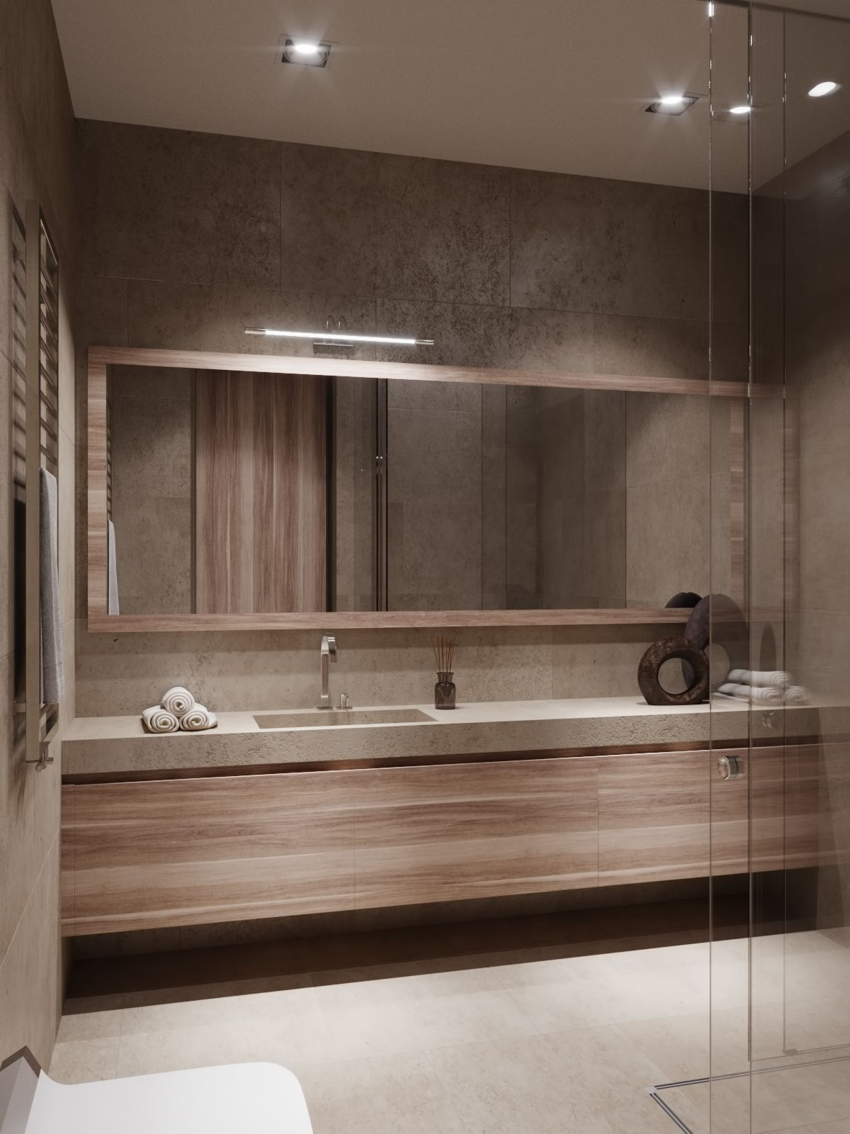 Top Project By Kurilov Design In 2020 Hotel Room Design Diy Bathroom Makeover Bathroom Decor Apartment