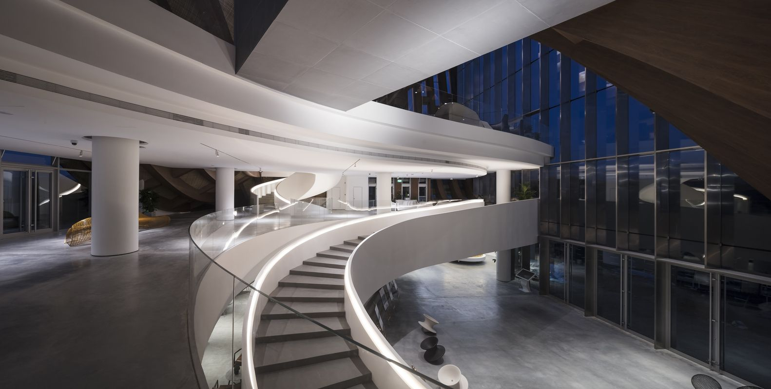 Gallery of hilltop deep architects also lobby rh pinterest