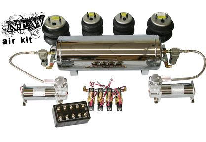Air Ride Suspension Classic Cars New Kits 11 5438 3