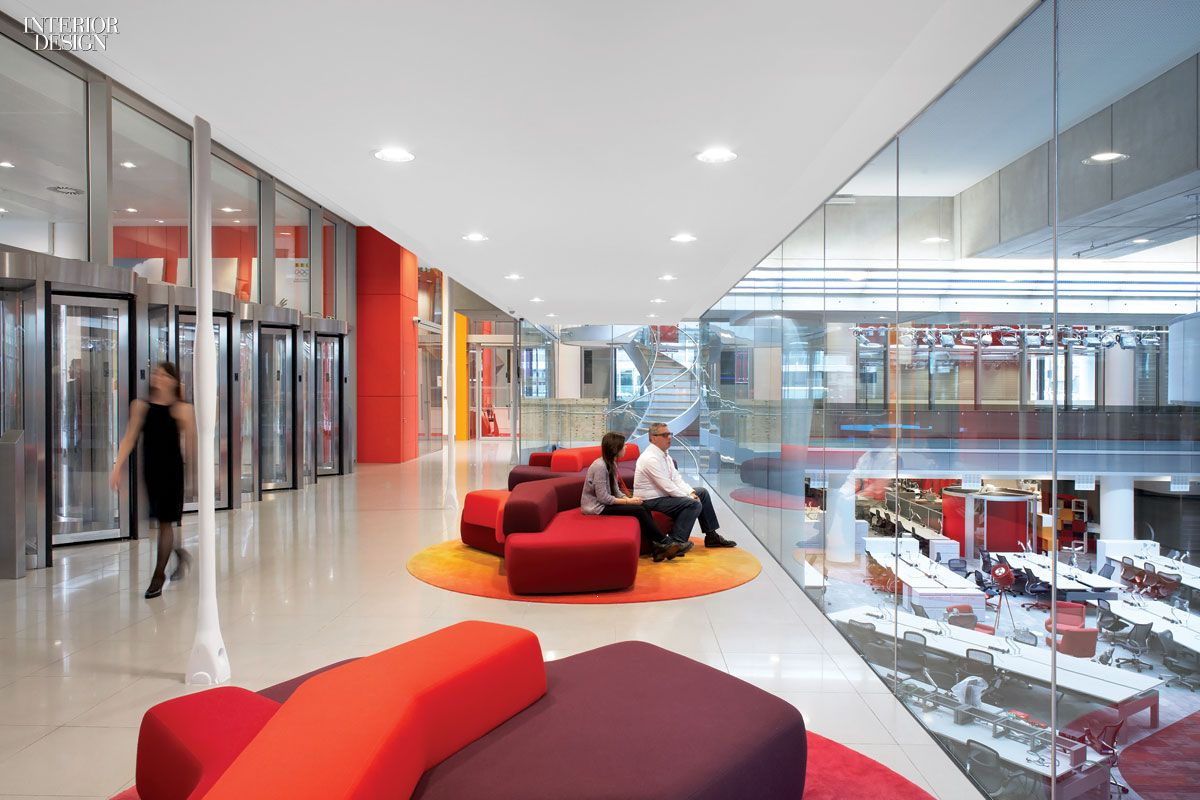 BBC News: HOK Completes Their World HQ in London