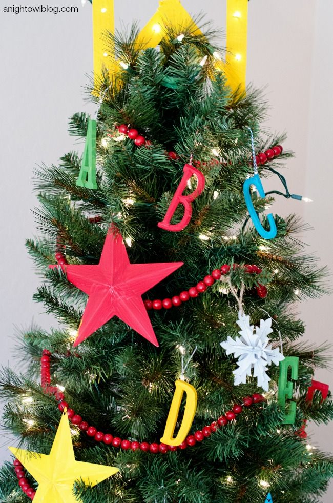 42 Christmas Tree Decoration Ideas That Ll Bring Holiday Cheer Unique Christmas Decorations Kids Christmas Ornaments Christmas Tree Decorations