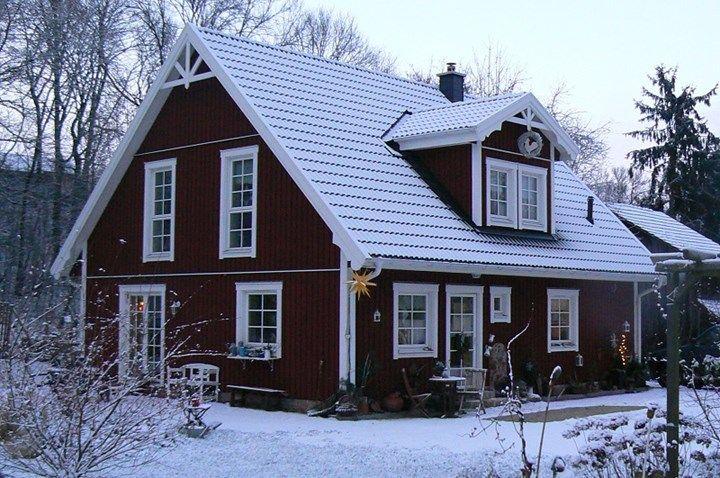 Schwedenhaus schwedenh user schwedische holzh user for Skandinavien haus bauen