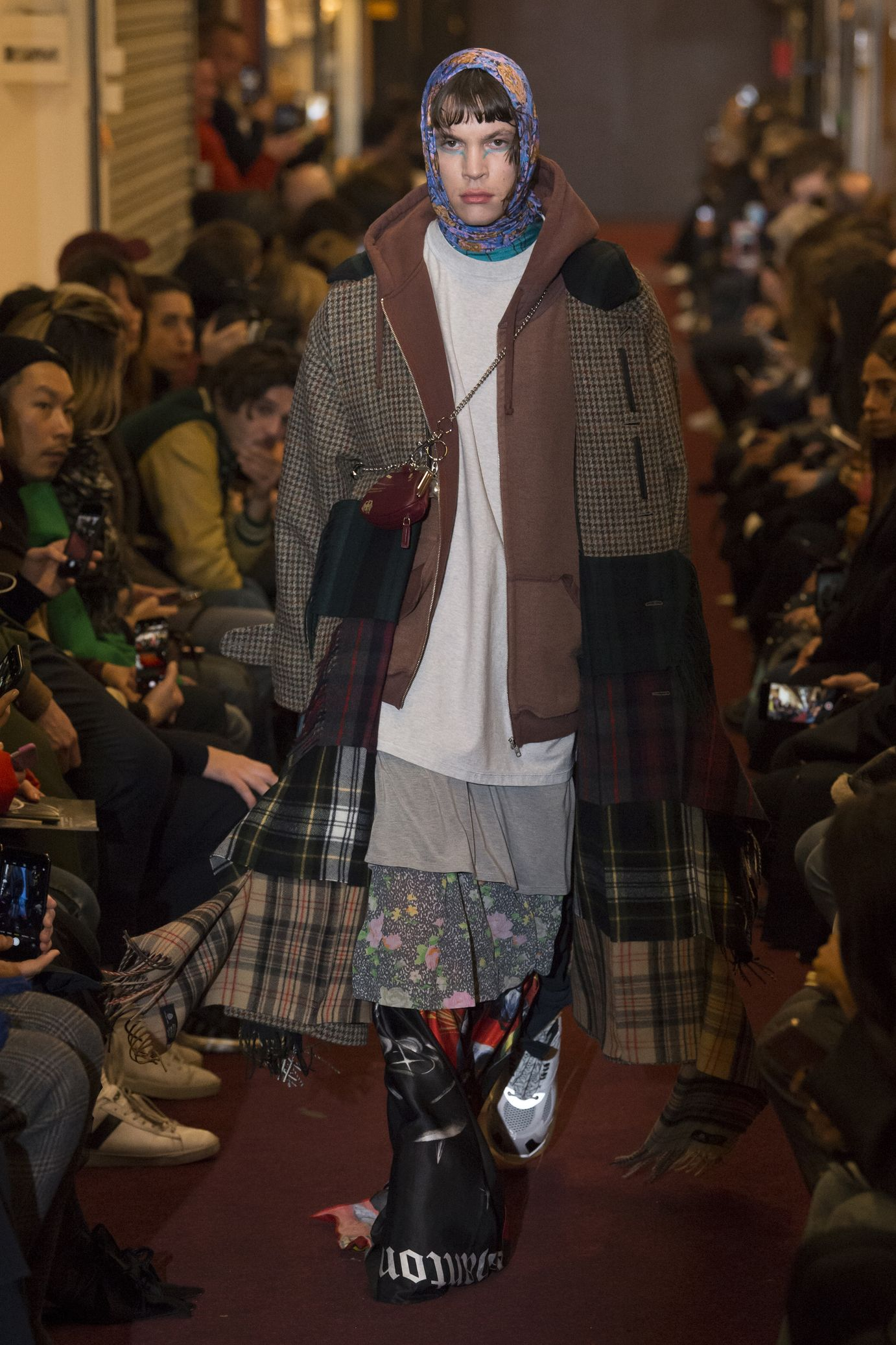 Vetements FallWinter 2019 Collection From Couture Fashion Week Vetements FallWinter 2019 Collection From Couture Fashion Week new pics