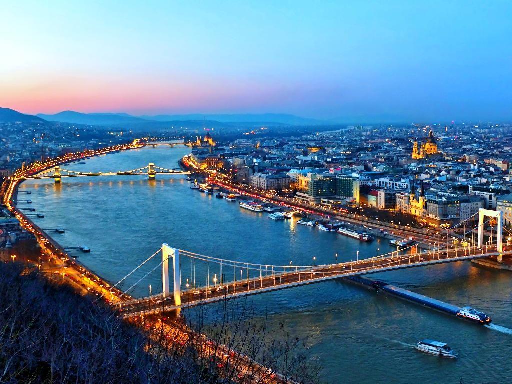 Blick über Budapest von Community-Mitglied editha_1 - MARCO POLO