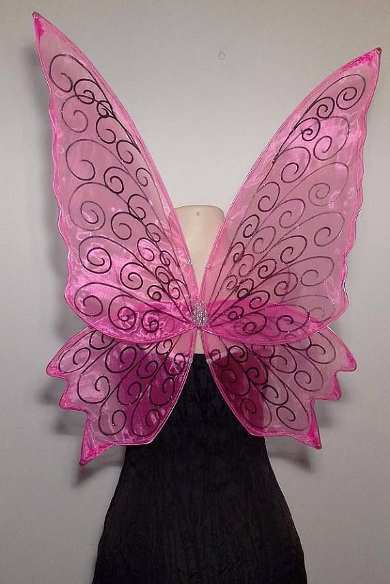 a8ae1032c5 Faerie Wings handmade and Custom made for fancy dress
