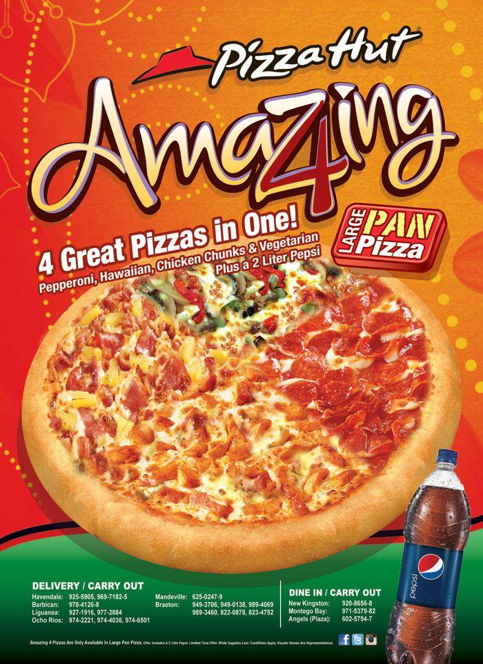 El reno pizza hut number
