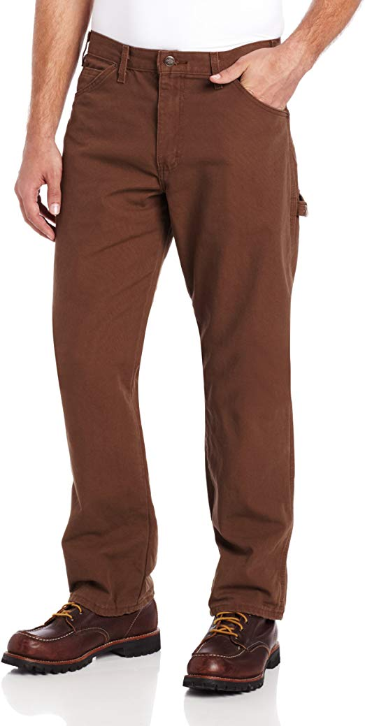 Dickies Homme Relaxed fit straight-leg Duck Carpenter Jean