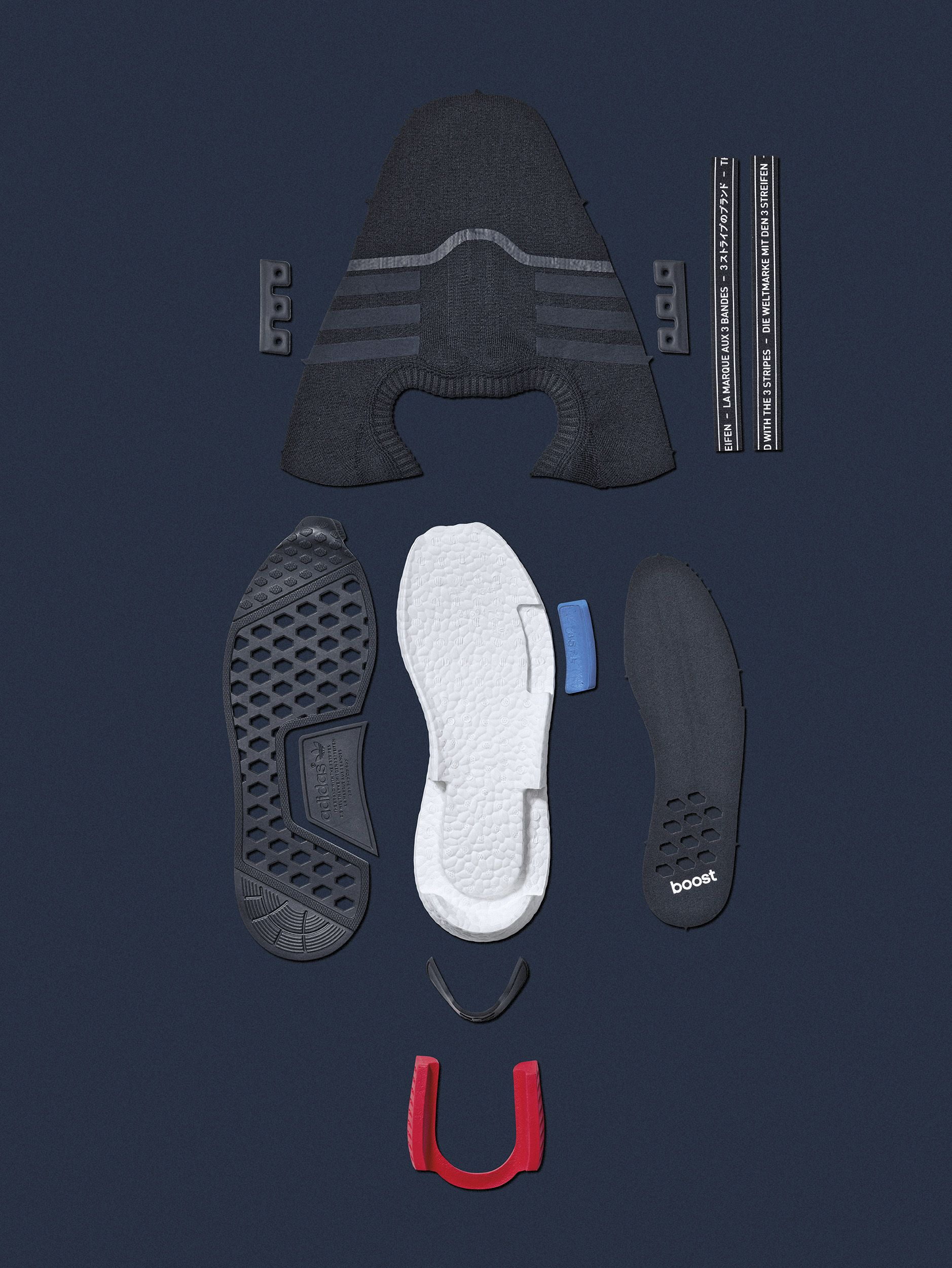 2932acab Adidas NMD | Source: Courtesy Online Sneaker Store, Casual Sneakers, Adidas  Sneakers,