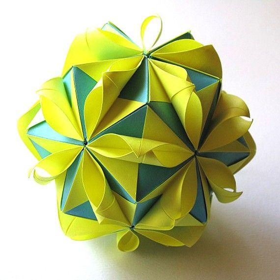 Origami flower ball pinterest flower ball origami and flower origami flower ball mightylinksfo