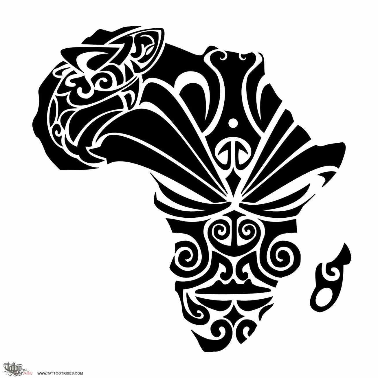 Of Tribal Labrys Warrior Custom Designs On African Dream Courage